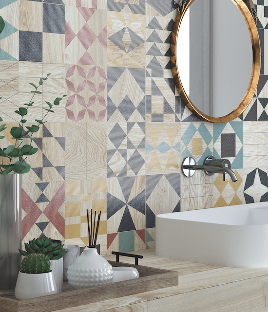 Latest Tile Trends 2019: Tile Of Spain Previews Cutting Edge Trends For 2019 At