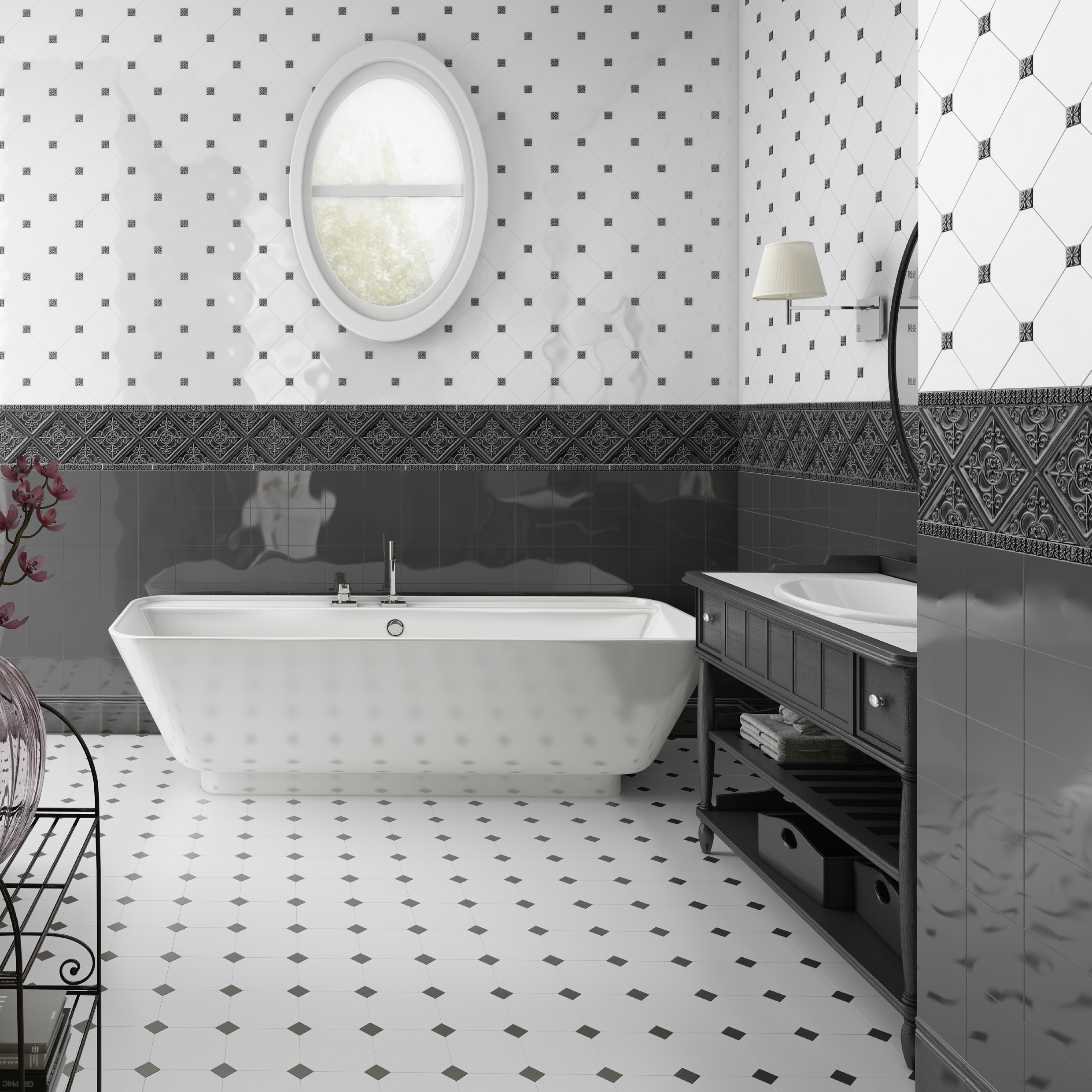 Tile Of Spain Explores New Ceramic Trends At Cersaie