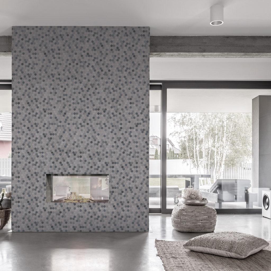 Onix Hexagon Blends Tile Of Spain Usa