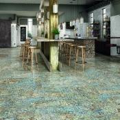 Aparici Carpet Floor And Remaind Wall