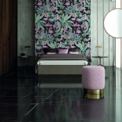 Black Flamingo Collection from Tile of Spain company Bestile