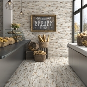 Woodlands Collection from Tile of Spain company Cevica