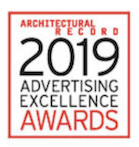 Tile of Spain Named Winner of Architectural Record's Advertising Excellence Awards