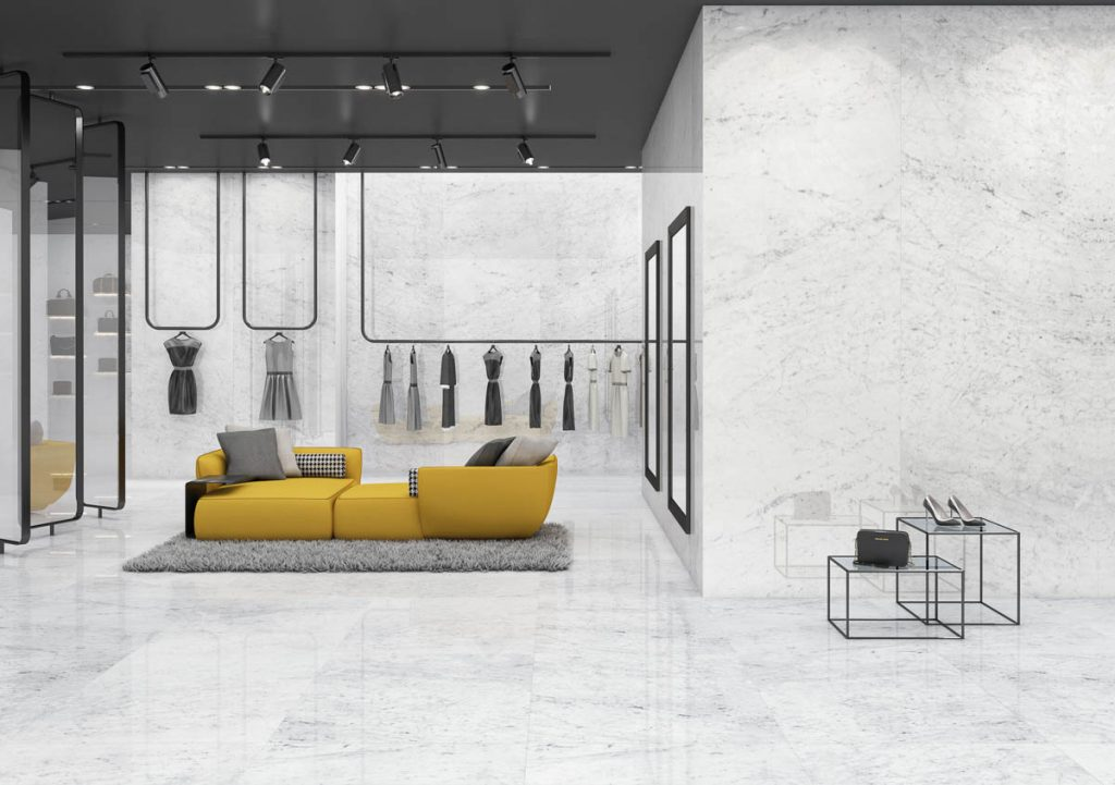 COVERLAM - Carrara Image