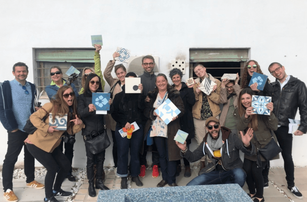TILE OF SPAIN ANNOUNCES THE PASSPORT TO CREATIVITY TOUR IS NOW OPEN FOR ENTRIES