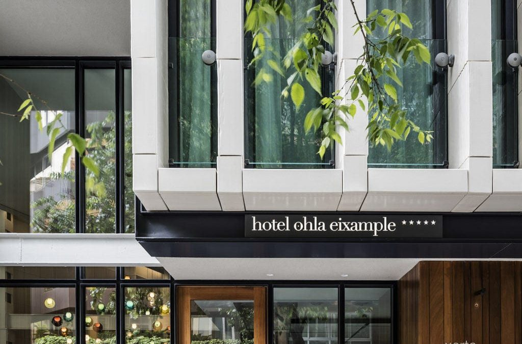 Case Study: How the Transformation of Hotel Ohla Played a Key Role in the Revitalization of an Iconic Barcelona District