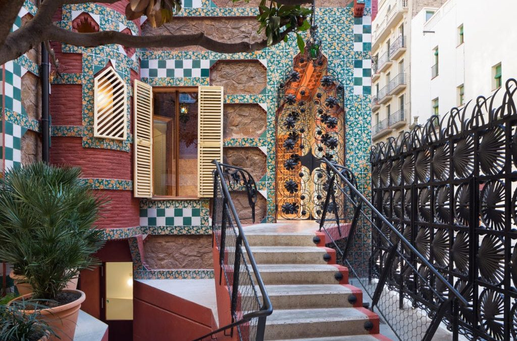 The Rehabilitation of Casa Vicens