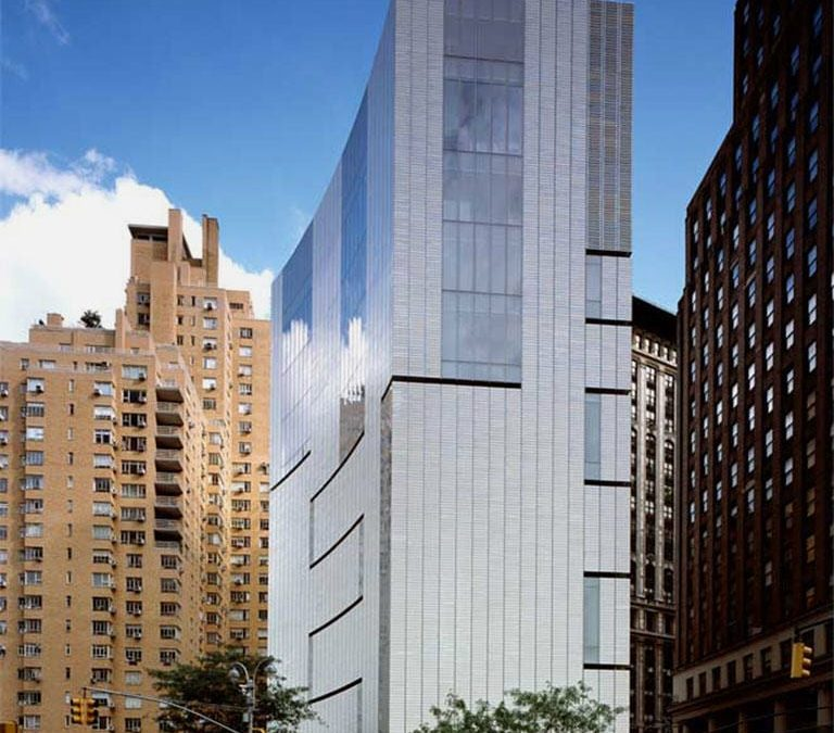 The Museum of Arts and Design Brings a New Perspective to New York City's Skyline