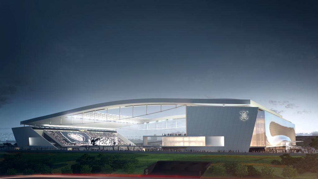 Arena Corinthians 3D