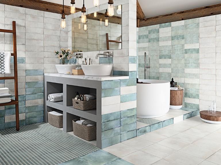 Ceramics and Bathrooms, a Perfect Pair