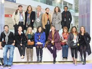 Tile of Spain 2013 Cevisama Tour Group