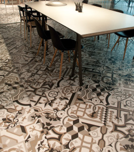 Inalco Handcraft Deco Gris Natural