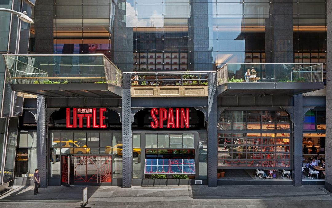 THE 2020 CID AWARDS CELEBRATE TWO TILE OF SPAIN CERAMIC PROJECTS