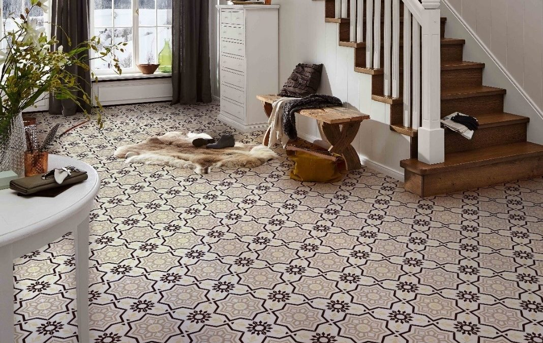 An Ode to Ceramic Floors