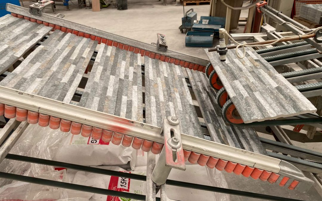 The Spanish Tile Industry Returns to Normal Productive Activity