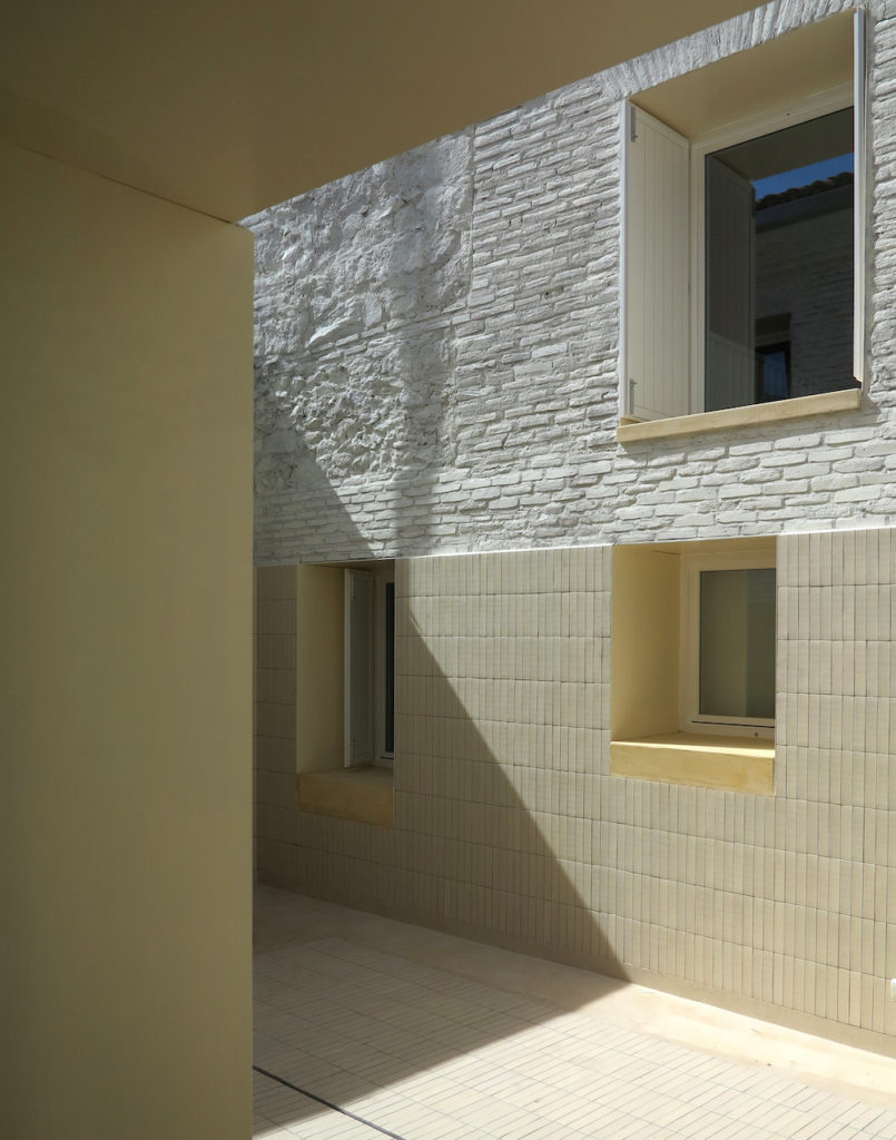 Tile of Spain Award Winning Project 2 Homes in Oropesa Spain