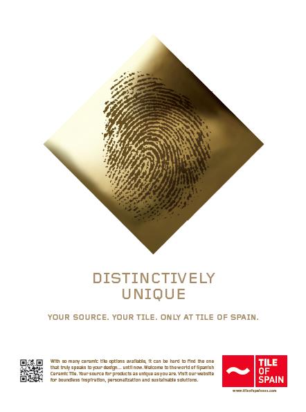 TOS Distinctively Unique ad