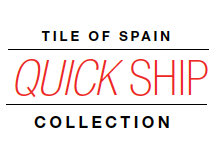 Tile of Spain Quick Ship Collection