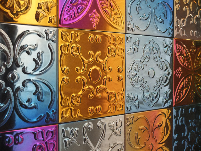 Aparici patchwork tiles