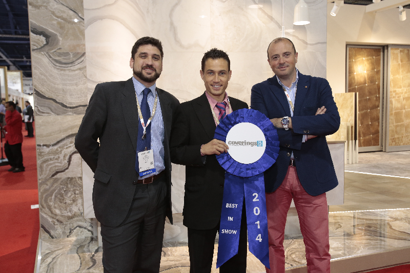 Colorker Executives -Coverings 2014