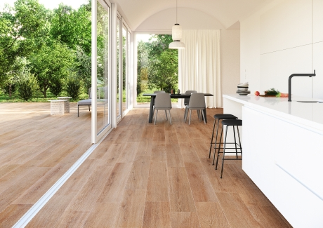 From Indoors to Outdoors: Examining the use of Ceramic Tile Outside of the Home