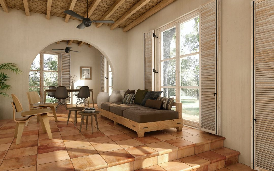 Warmer Weather Brings New Ceramic Tile Trends