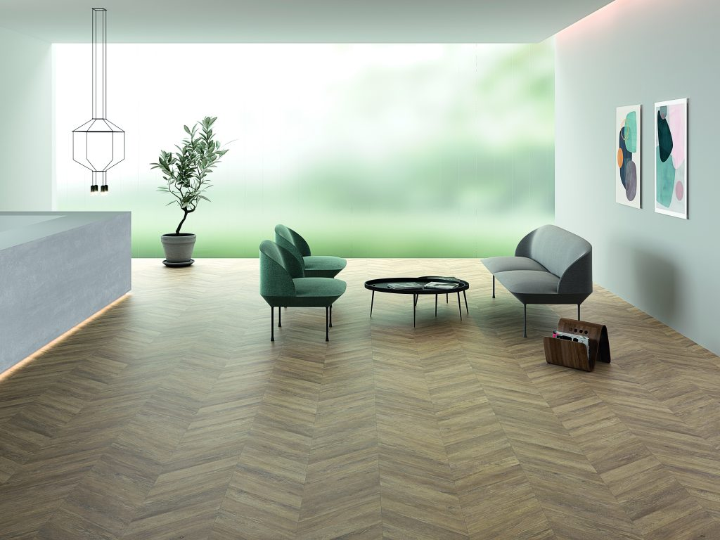 Designing With Ceramic Wood Tile Of Spain Usa
