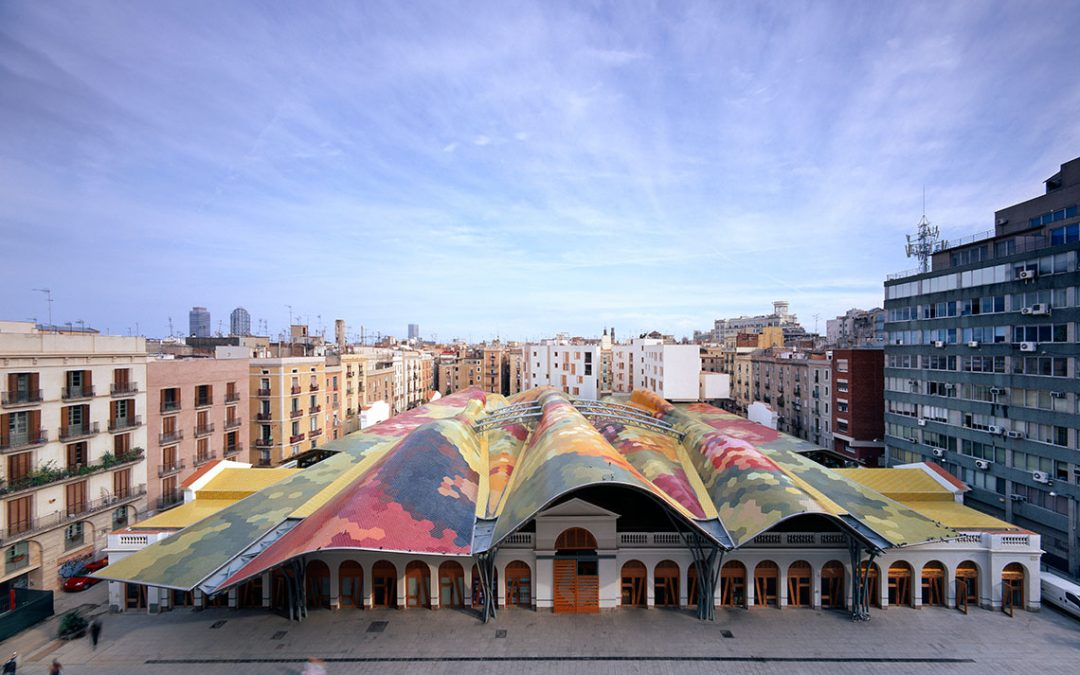 A City Within A City: The Santa Caterina Market