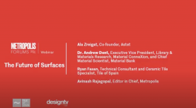 The Future of Surfaces