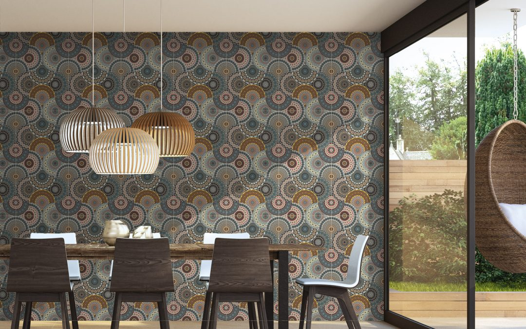 Designing with Spanish Tile: 5 Keys to Adding Ceramic Motifs to THe Home