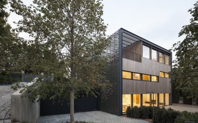 Innovation in Ceramic Architecture: The TR HOUSE BARCELONA