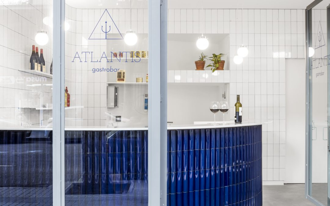 Small Space, Big Design: The Atlantis Gastrobar
