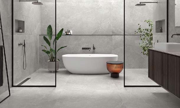 Modern Applications for Ceramic Tile