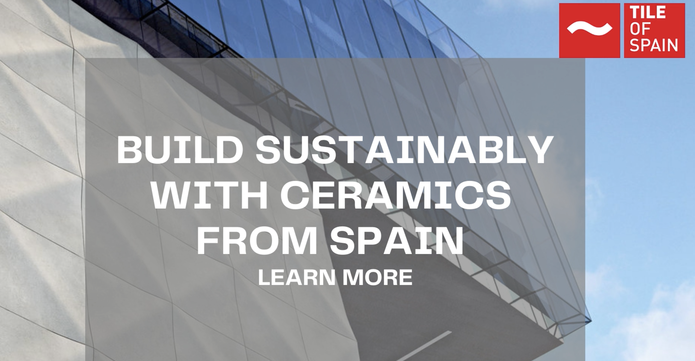 Build Sustainably with Ceramics from Spain